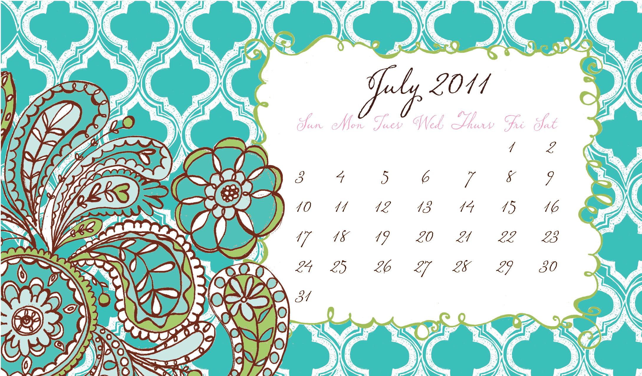 July-2011-Calendar-Page